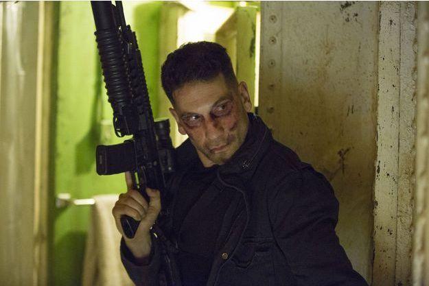 Jon Bernthal est le Punisher.