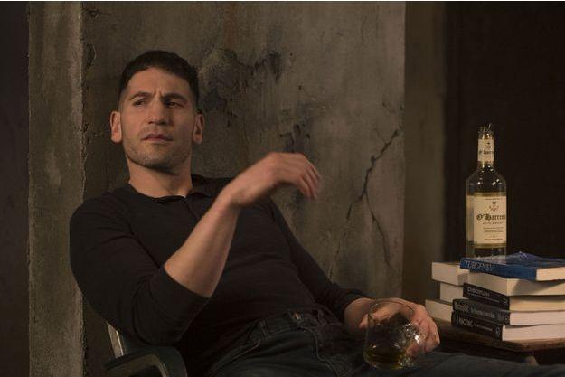 """Jon Bernthal revient dans une saison 2 de """"The Punisher""""."""