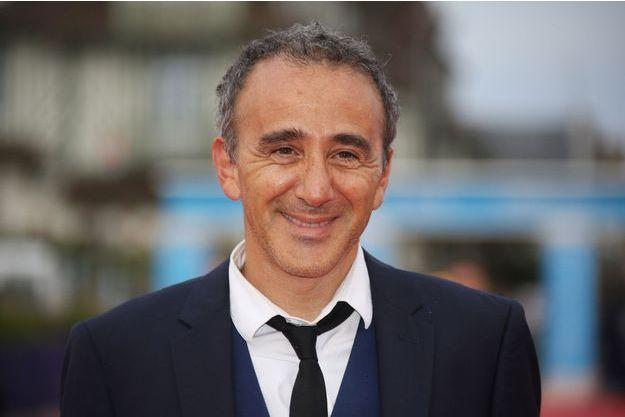 Elie Semoun au 42ème Festival du cinéma Américain de Deauville, en septembre 2016.