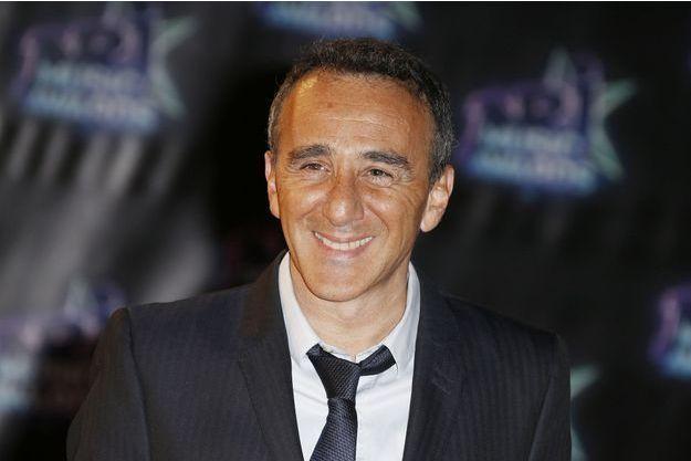 "Elie Semoun aux ""NRJ Music Awards"" en novembre dernier."