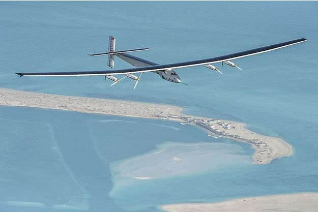 L'avion Solar Impulse, une des stars du « festival du film de science et d'exploration »