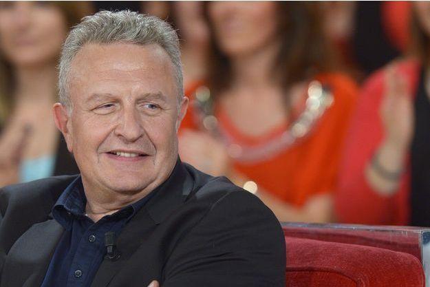 Michel Field était directeur de France 5.