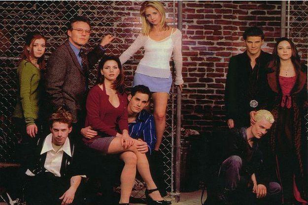 "Le casting de ""Buffy contre les vampires""."