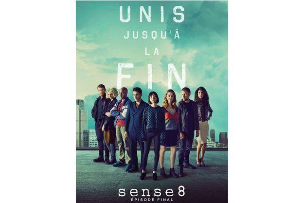 """Le casting de """"Sense8"""" réuni pour la dernière fois."""