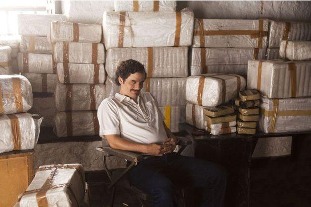 Wagner Moura incarne Pablo Escobar.