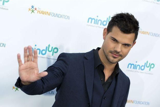 Taylor Lautner à Beverly Hills, le 6 mai dernier.