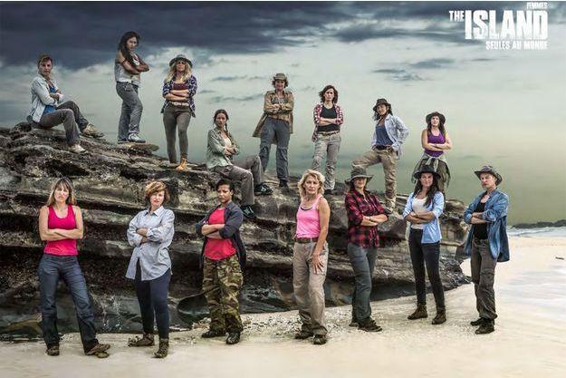 """Cette année 15 femmes vont tenter de survivre à """"The Island : seuls au monde""""."""