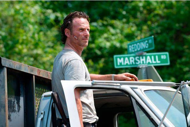 L'état psychologique de Rick ne s'améliore pas dans la sixième saison.