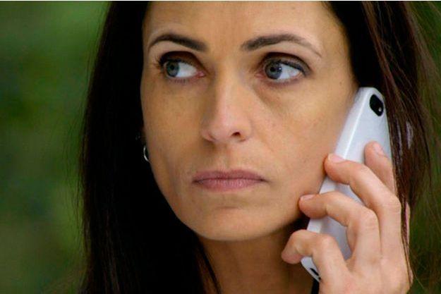 """Adeline Blondieau a repris son rôle de Caroline dans """"Sous le Soleil de Saint-Tropez""""."""