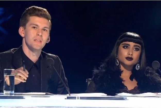 Les deux membres insultants du jury, Natalia Kills et Willy Moon, ont été licenciés par la production.