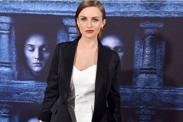 """Faye Marsay à la première de la saison 6 de """"Game of Thrones"""" en avril dernier à Los Angeles."""