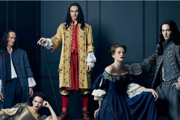 """La première saison de """"Versailles"""" sera diffusée en novembre prochain."""