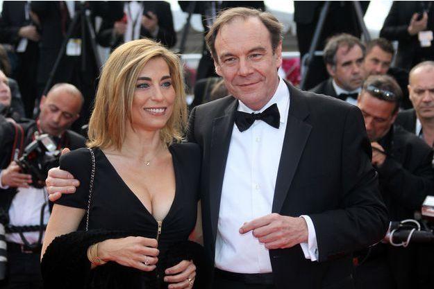 Xavier Couture, lors du Festival de Cannes 2010