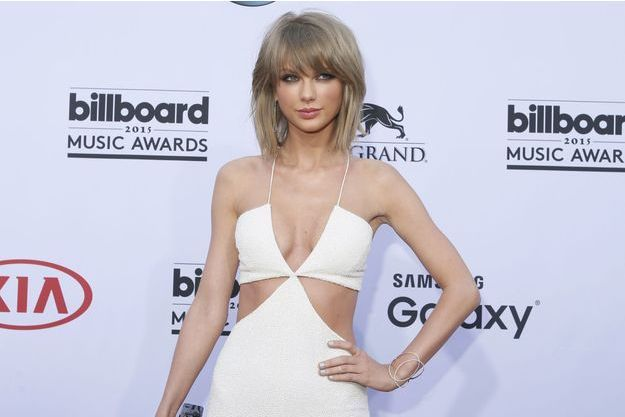 Taylor Swift aux Billboard Music Awards le 17 mai dernier.