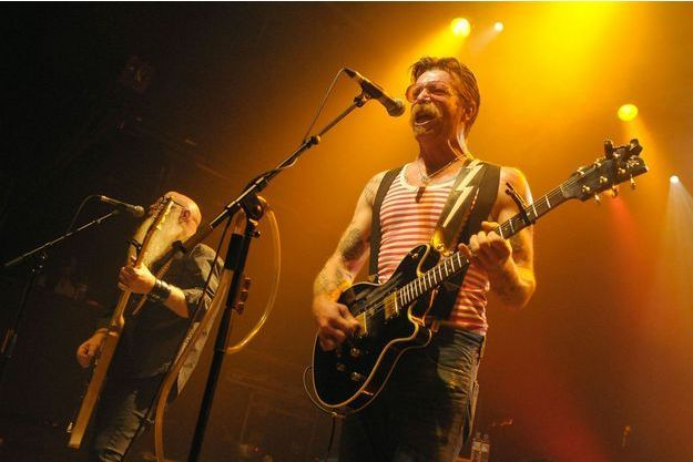 Dave Catching et Jesse Hughes.