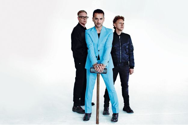 depeche mode dave gahan garde ses d mons distance. Black Bedroom Furniture Sets. Home Design Ideas
