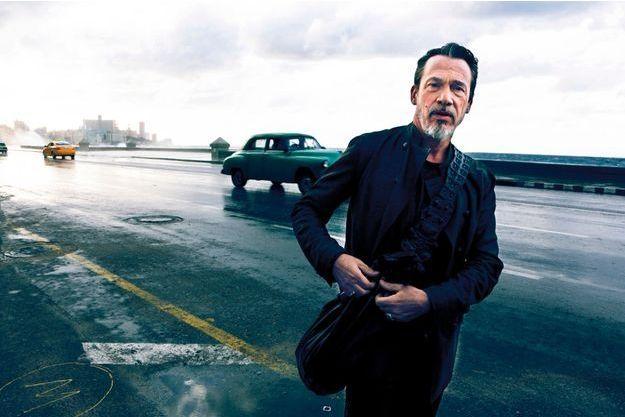 Florent Pagny a enregistré son nouveau disque à Cuba