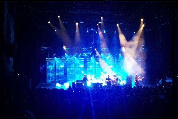 Les Pixies mercredi soir à Lyon.
