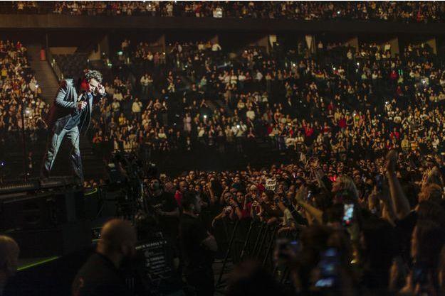 Retour sur le concert d'Harry Styles à l'AccorHotels Arena de Paris