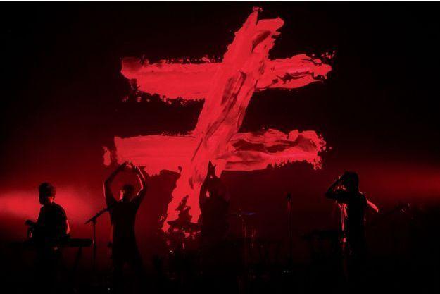 """""""Fauve"""" en concert"""
