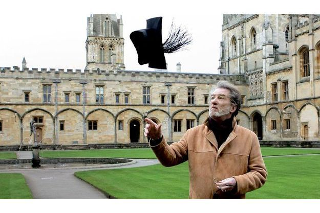 Eddy Mitchell à Oxford