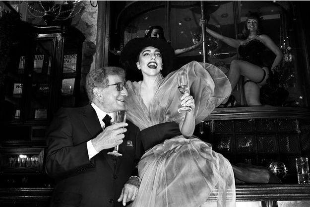 Tony Bennet et Lady Gaga ouvriront le bal le 4 juillet prochain.