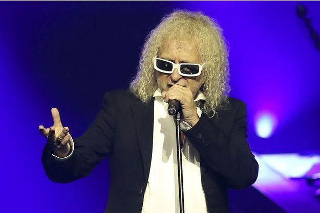 Michel Polnareff en concert à Nice en novembre dernier.