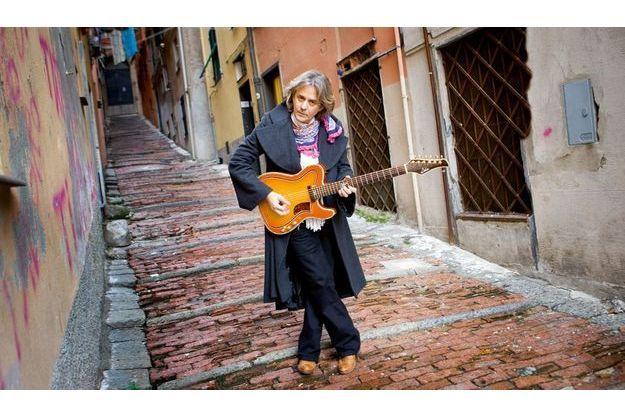 Nous sommes allés à sa rencontre à Portofino, près de Gênes, où il a enregistré son dernier disque.
