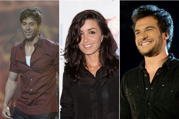Enrique Iglesias, Jenifer, Amir, nommés aux NRJ Music Awards 2016