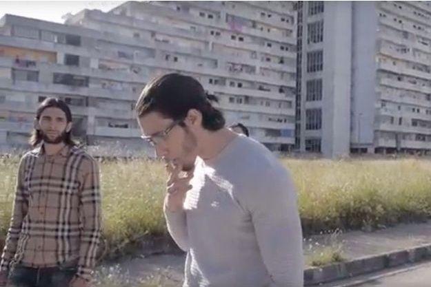 """PNL dans la vidéo de """"Le monde ou rien"""""""