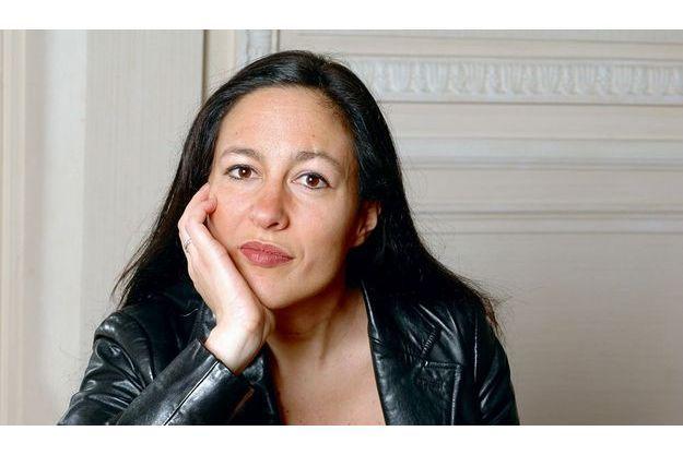 Elsa Marpeau, auteure des «Yeux des morts».