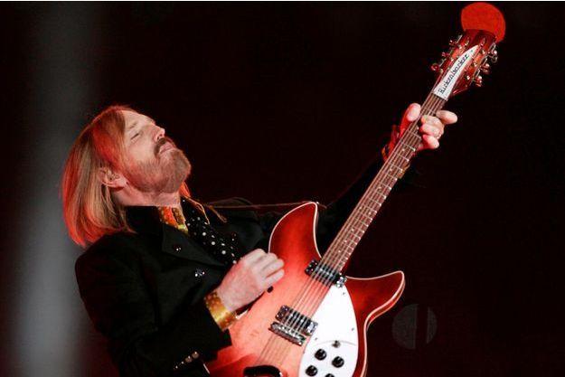 Tom Petty (photo d'illustration)