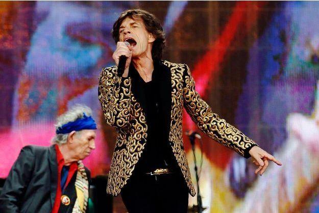 La tournée européenne pour les Rolling Stones, qui passerait par le Stade de France en juillet