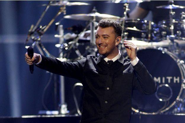 Sam Smith, en concert le 18 septembre dernier au MGM Grand Garden Arena de Las Vegas.