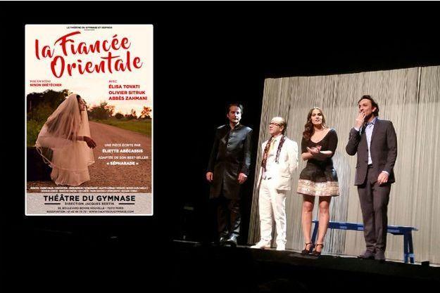 """""""La Fiancée Orientale"""" au Théâtre du Gymnase"""