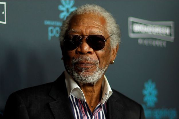 Morgan Freeman ici à Los Angeles, en décembre 2017.