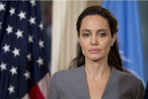 Angelina Jolie en juin 2016.