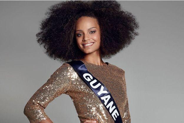 Miss Guyane répond aux questions de Paris Match.