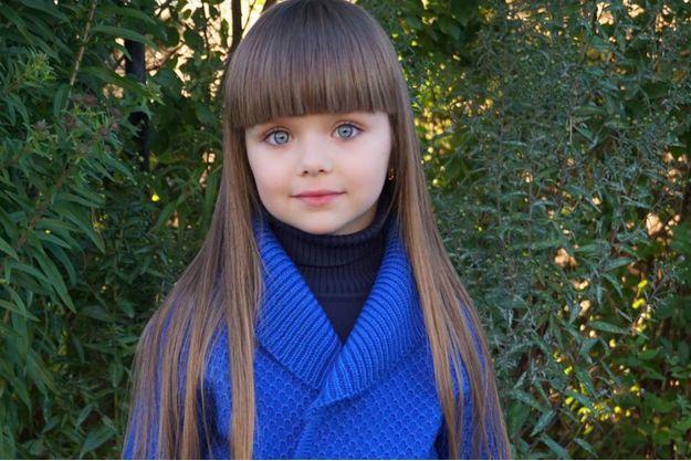 Anastasia Du Plus Belle Monde Petite Fille KnyazevaÉlue xoedCB