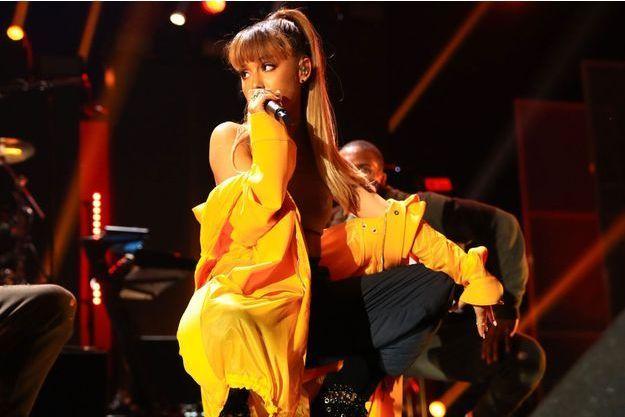 Ariana Grande en septembre 2016.
