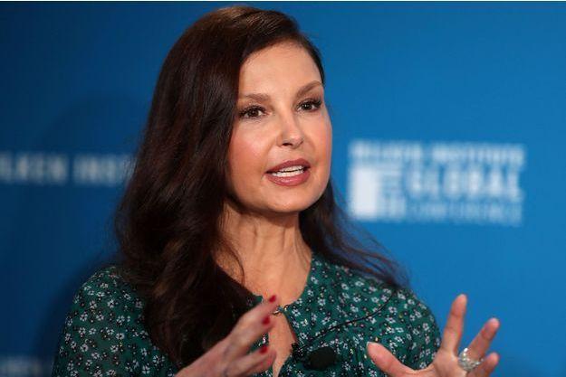 Ashley Judd le 30 avril dernier, à Beverly Hills.
