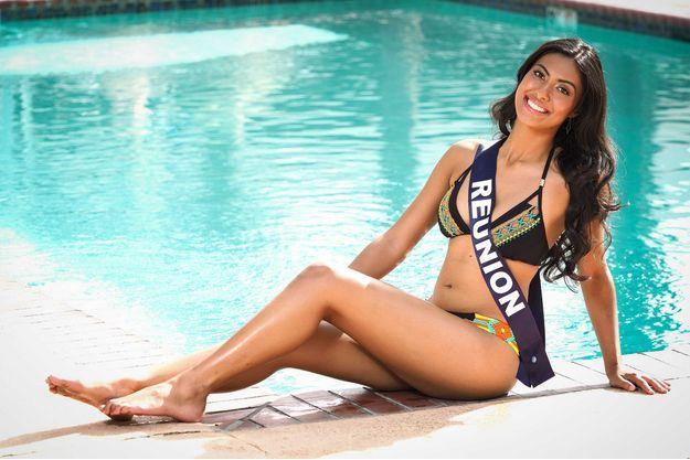 Miss Réunion répond aux questions de Paris Match.