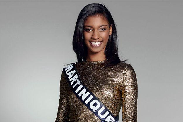 Miss Martinique répond aux questions de Paris Match.