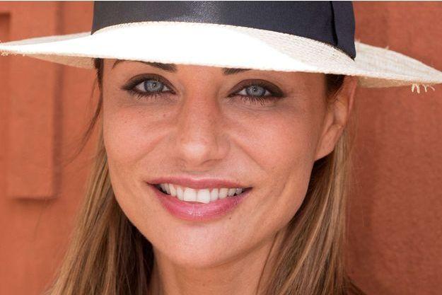 Ariane Brodier à Paris en juin 2017.
