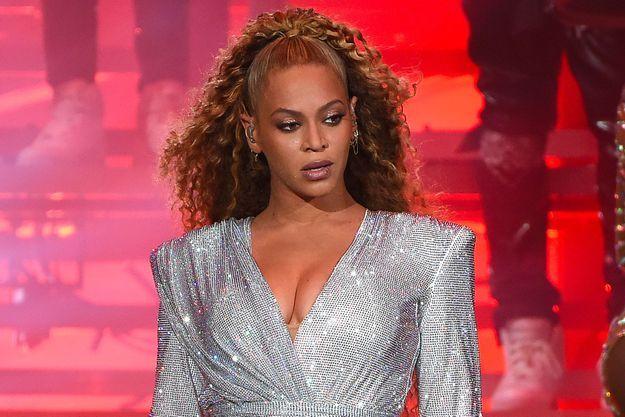 Beyoncé à Coachella le 21 avril 2018