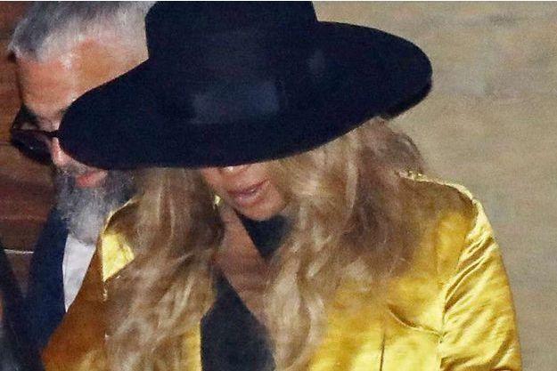 Beyoncé est sortie de l'hôpital.