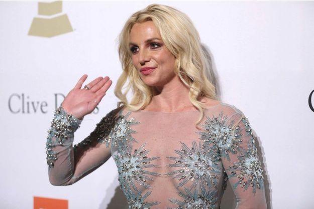 Britney Spears, le 11 février 2017 à Beverly Hills