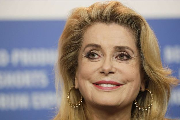 Catherine Deneuve à Berlin