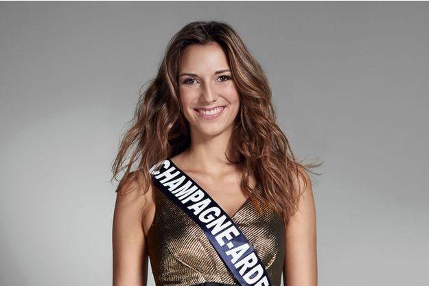 Miss Champagne-Ardenne répond aux questions de Paris Match.