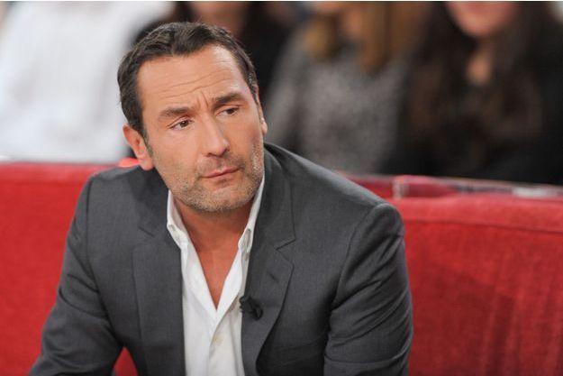 Déception et dépit pour Gilles Lellouche sur BFMTV